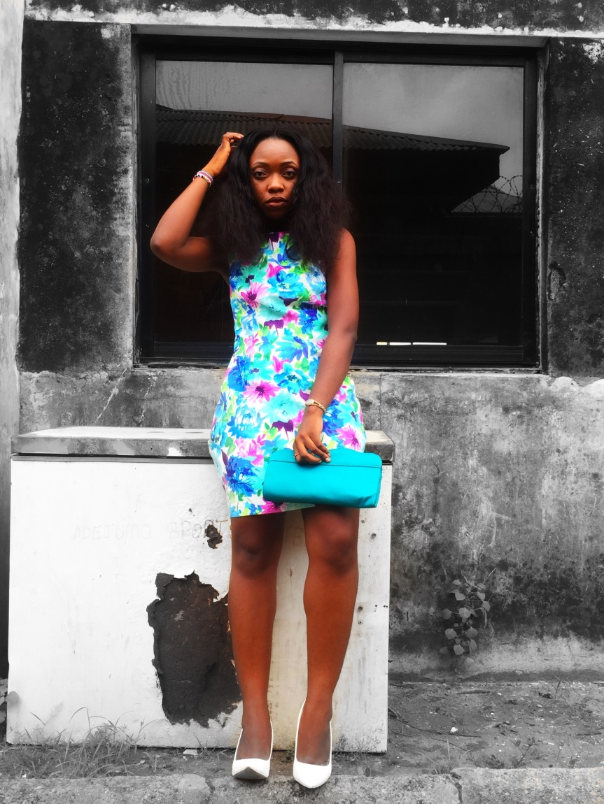 Styling a FloralDress