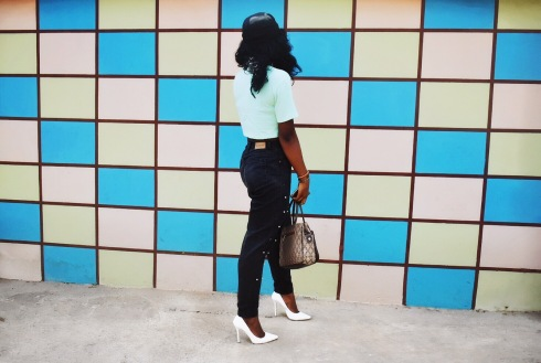 How to wear boxy tops