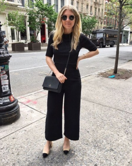 7 ways to style culottes VI