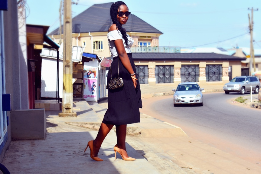 7 ways to style culottes