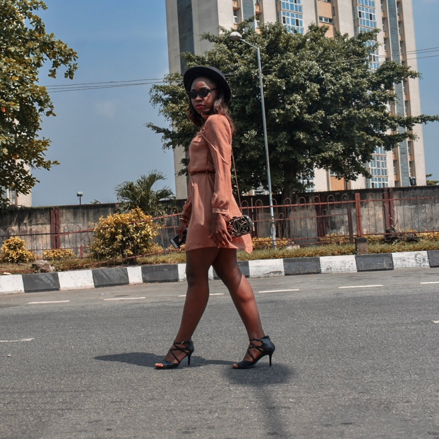How to wear your shift dress : Style tips Nigerian Style Blogger Benita Ijeh